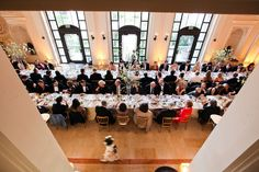 Shannon Leahy Events - San Francisco Wedding - James Leary Flood Mansion - Dinner - Tablescape - Centerpieces