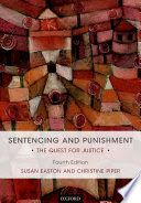 Sentencing and punishment : the quest for justice / Susan Easton and Christine Piper. QQE D Eas Criminology, Sentences, New Books, June, Painting, Frases, Painting Art, Paintings, Painted Canvas
