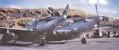 STRANGE MILITARY AIRCRAFT - 1948 DOUBLE HULL - F-82