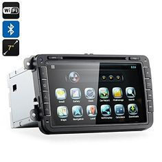 2 DIN Android Car DVD Player 'Road Elite III' - For Volkswagen Vehicles, 8GB Internal Memory, 3G, Wi-Fi Dongle, GPS , http://www.amazon.es/dp/B00P2O81O6/ref=cm_sw_r_pi_dp_SxHivb19V0P8W