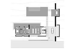 Minimalist Holiday House By Line Architects, Moldova. Weekend HouseCottage  IdeasMoldovaFloor ...