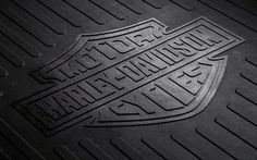 Fondo de Logo de Harley Davidson a resolucion 1440x900