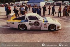 24 HEURES DU MANS 1982 #82 Mazda (Mazdaspeed) Yojiro Terada (J) - Takashi Yorino (J) - Allan Moffat (AUS) 14 e D.R Archive ( ACO)