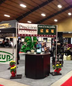 """Devolder Farms is a Precision Planting Premier Dealer in Ontario. """"The way in which a planter places the seed in the ground is one of the most important factors to the yield that a single seed will produce"""""""