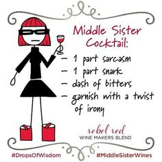 A complicated recipe but totally worth the effort. #wine #middlesisterwine #dropsofwisdom #recipe