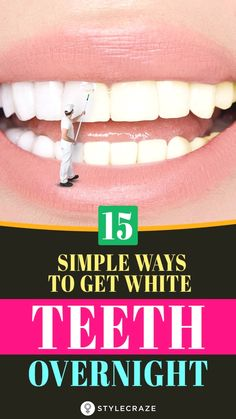 It is true that the easiest and fastest way of getting rid of teeth stains or discoloration is visiting cosmetic dentists. However, these methods are not healthy for your teeth in the long run. Teeth Whitening Methods, Charcoal Teeth Whitening, Natural Teeth Whitening, Whitening Kit, Teeth Health, Oral Health, Health Diet, Dental Health, Dental Care