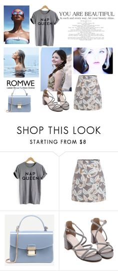 """""""Romwe contest"""" by adancetovic ❤ liked on Polyvore featuring Le Specs and romwe"""