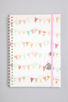 Typo Notebook a5 sized