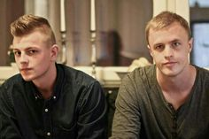 Otto and Aksel