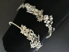 TrifleRabbit vintage tiaras www.triflerabbit.co.uk