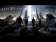 Fantastic Four   Official Trailer #1 HD  August 2015 - YouTube