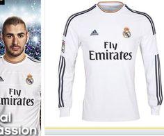 Real Madrid estrena patrocinador y uniforme