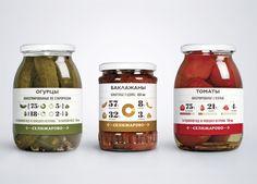 Food Packaging reddot Award Winner Food Packaging - Selizharovo Cannery by :Otvetdesign