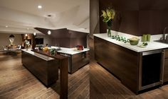 StudioCK Kitchen Island, Basement, Home Decor, Island Kitchen, Root Cellar, Decoration Home, Room Decor, Home Interior Design, Basements