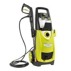 Electric Pressure Washer Clean Scrub House Car RV Deck Patio Remove Grease Tar