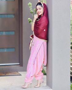 Indian Dresses For Kids, Indian Fashion Dresses, Dress Indian Style, Indian Designer Outfits, Indian Wear, Salwar Dress, Salwar Suits, Plazzo Suits, Salwar Kameez