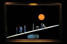 """Waiting for Godot"" by Samuel Beckett 