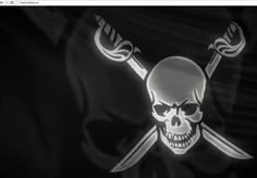 After nearly two weeks of downtime the official domain of The Pirate Bay is showing signs of life. For now ThePirateBay.se is only waving a pirate flag, but that's good enough to give many Pirate Bay users hope for a full recovery.