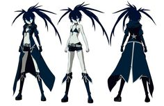 [TV Anime] BLACK★ROCK SHOOTER