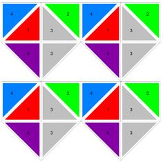 side 2 for 6-sided octaflexagon