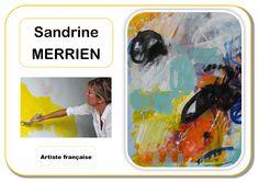 Sandrine Merrien - Portrait d'artiste