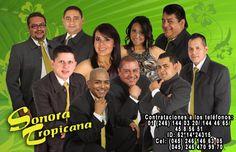 Sonora Tropicana, una cumbia para bailar.
