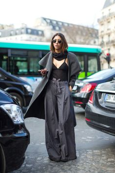 Need fresh style inspiration? Take cue from the best street style spotted outside Paris Fashion Week this week for all your outfit ideas: