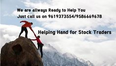 Contact us for sure shot stock intraday tips. Sai Intraday tips are a one of the leading intraday tips, Nse tips, stock tips service provider company in India. Stock Trader, Day Trader, Intraday Trading, Helping Hands, Knowledge, Articles, Marketing, Website, Feelings