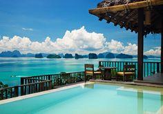 Ocean Panorama Pool Villa at the Six Senses Yao Noi, Phuket