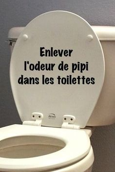 enlever l'odeur de pipi facilement dans les toilettes remove the smell of pee easily in the toilet Trucs et astuces House Cleaning Tips, Green Cleaning, Spring Cleaning Checklist, Cleaning Hacks, Bedroom Cleaning, Interior Design Living Room, Living Room Designs, Clean Baking Pans, Lifehacks