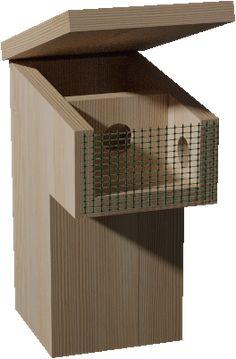 Bluebird House Plans, Bird House Plans Free, Bird House Kits, Decorative Bird Houses, Bird Houses Diy, Bird Feeding Station, Bird House Feeder, Bird Boxes, Nesting Boxes
