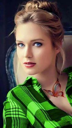 Trending stylish girl 1207 📌 jack off Inofy Most Beautiful Faces, Stunning Eyes, Beautiful Lips, Gorgeous Eyes, Simply Beautiful, Gorgeous Women, Beauté Blonde, Blonde Beauty, Beauty Full Girl