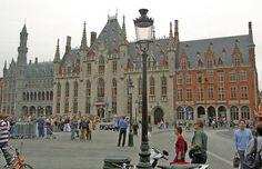 Brugge, België | Markt
