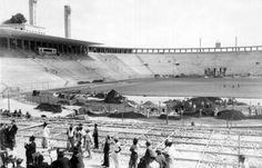 Estádio do Pacaembú - Construção 1930