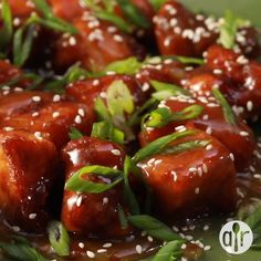Addictive Sesame Chicken - Takeout Dinner Recipe - My list of the best food recipes Easy Chinese Recipes, Asian Recipes, Beef Recipes, Cooking Recipes, Healthy Recipes, Chinese Chicken Recipes, Cooking Ideas, Chinese Food Take Out, Chinese Recipes