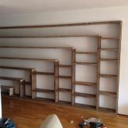 Boekenkasten   Tijgerhout.nl  Endless shelving
