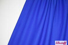 lillestoff » Sommerjersey royalblau « // derzeit leider nicht erhältlich