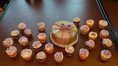 Purple and green theme birthday