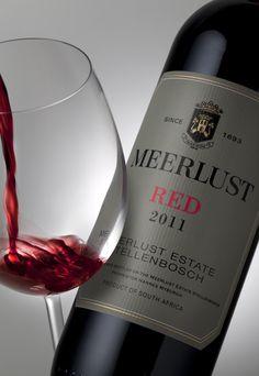 The new Meerlust Red Wine Recipes, Red Wine, Alcoholic Drinks, Glass, Food, Drinkware, Corning Glass, Essen, Liquor Drinks