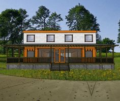Shipping Container Home Plans 4 Bed 4 Bath by modernfurnishings, $5.00