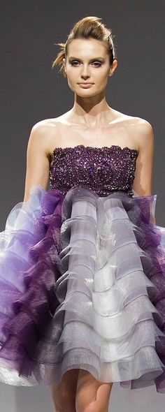 Strapless Dress Formal, Formal Dresses, Fall Winter, Couture, Collection, Photos, Fashion, Dresses For Formal, Moda