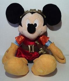 Prince Mickey Mouse Plush Doll 12 Inches Disney Store #Disney