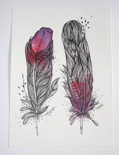 Dusk Feathers.