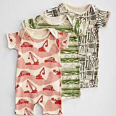 Winter Water Factory Summer Romper from RedEnvelope.com #babygift
