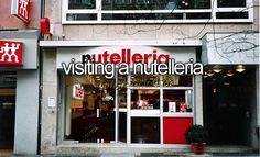 Visiting a nutelleria