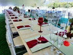 Burgundy wedding @ShongaEvents