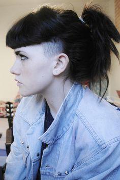 corte de cabelo!