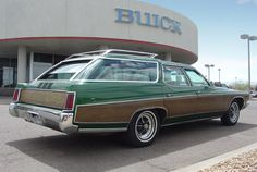 1976 Buick Estate Wagon. For when I have an Estate.