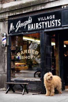 Mr. Joseph's Village Hairstylists - New York City, New York
