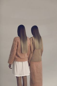 Maria Mölko: Hoeper Twins - Thisispaper Magazine
